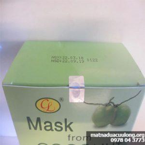 mặt nạ dừa nguyên chất 10